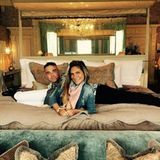 Im Bett mit Robbie: Der Sänger und seine Frau posteten zu Aydas Geburtstag auch ein Foto aus dem Schlafzimmer – natürlich