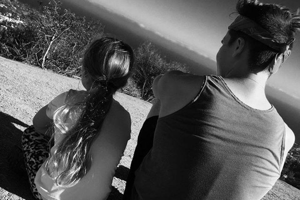 Harper Beckham + Die großen Brüder: Neue Fotos der Rasselbande