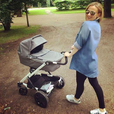Ania Niedieck: Enthüllt! So heißt ihre Tochter