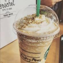 Kaffee von Starbucks.