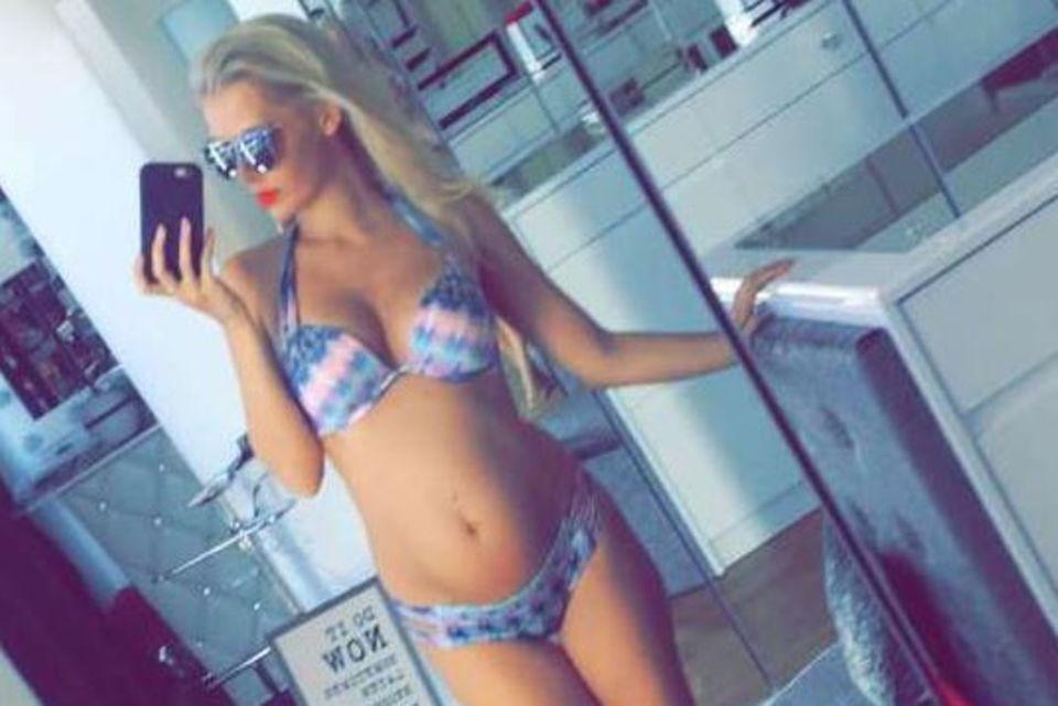 Oksana Kolenitchenko: Sexy Babybauch   GALA.de