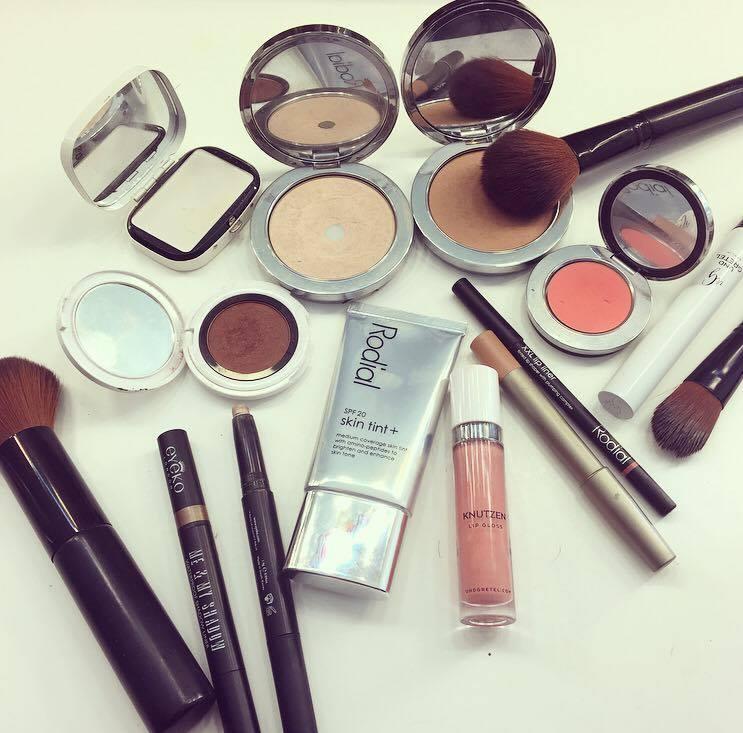sylvie meis make-up look
