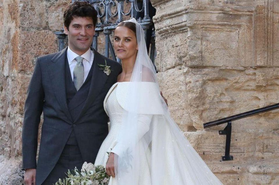 Alejandro Santo Domingo heiratet Lady Charlotte Wellesley