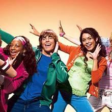 """Die """"High School Musical""""-Crew"""
