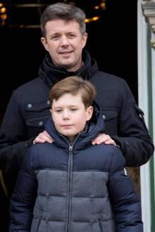 Prinz Frederik + Prinz Christian