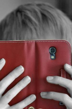Ständige Erreichbarkeit durch das Smartphone