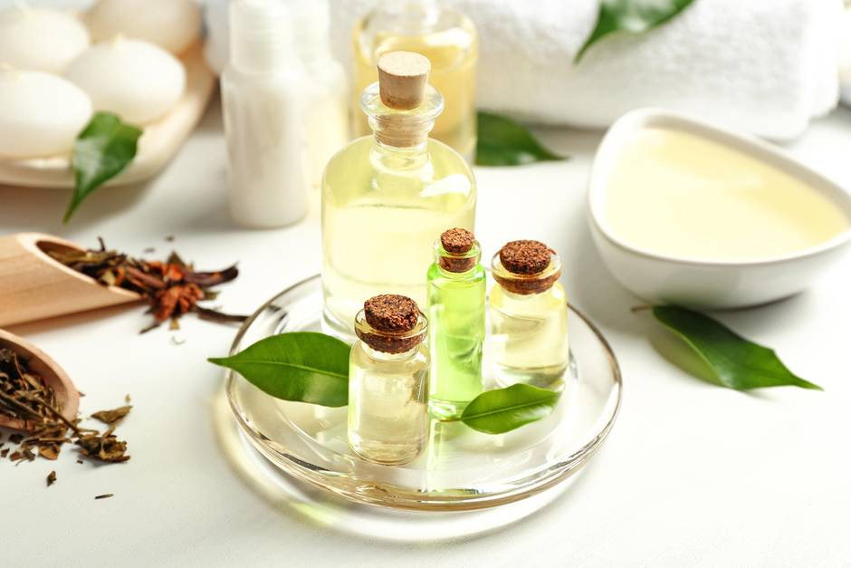 Teebaumöl ist gut für Geist und Körper.