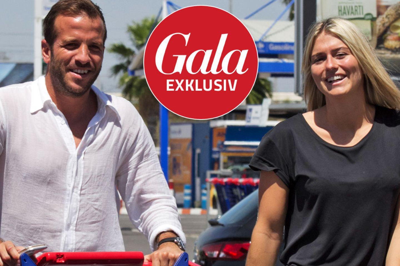 Rafael van der Vaart: Seine Freundin Estavana Polman im großen Liebes-Interview