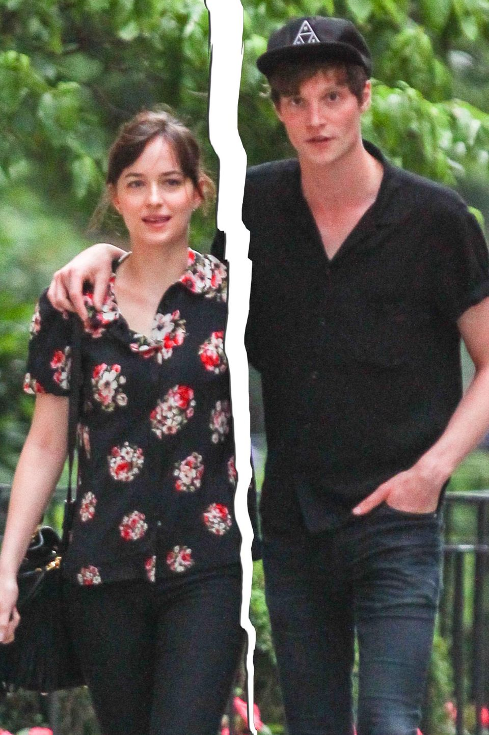 Dakota Johnson, Matthew Hitt