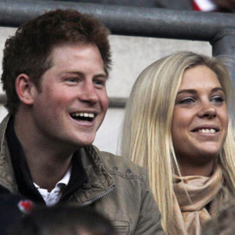 Prinz Harry und Chelsea Davy waren sieben Jahre lang ein Paar.