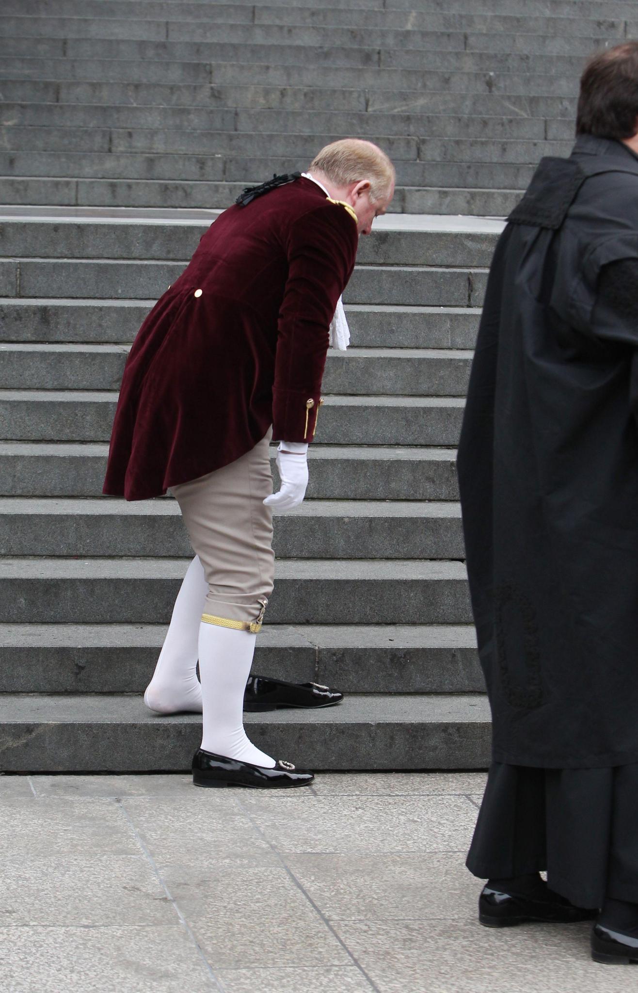 Queen Elizabeth Zwischenfall Bei Ihrer Gedenkfeier Gala De