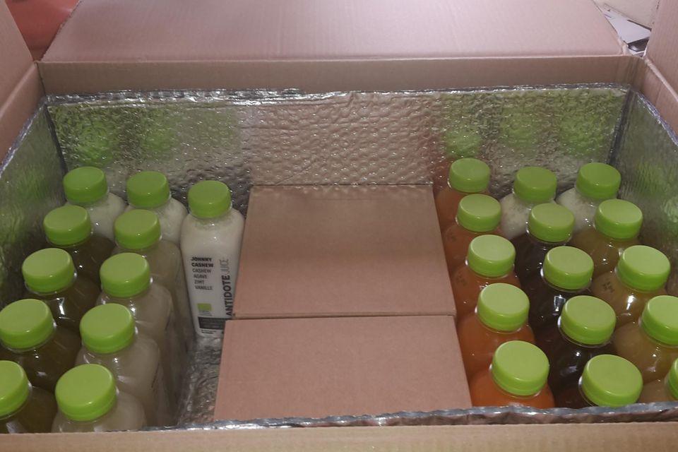 detox-test, antidote cleanse