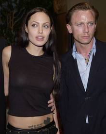 Angelina Jolie, Daniel Craig