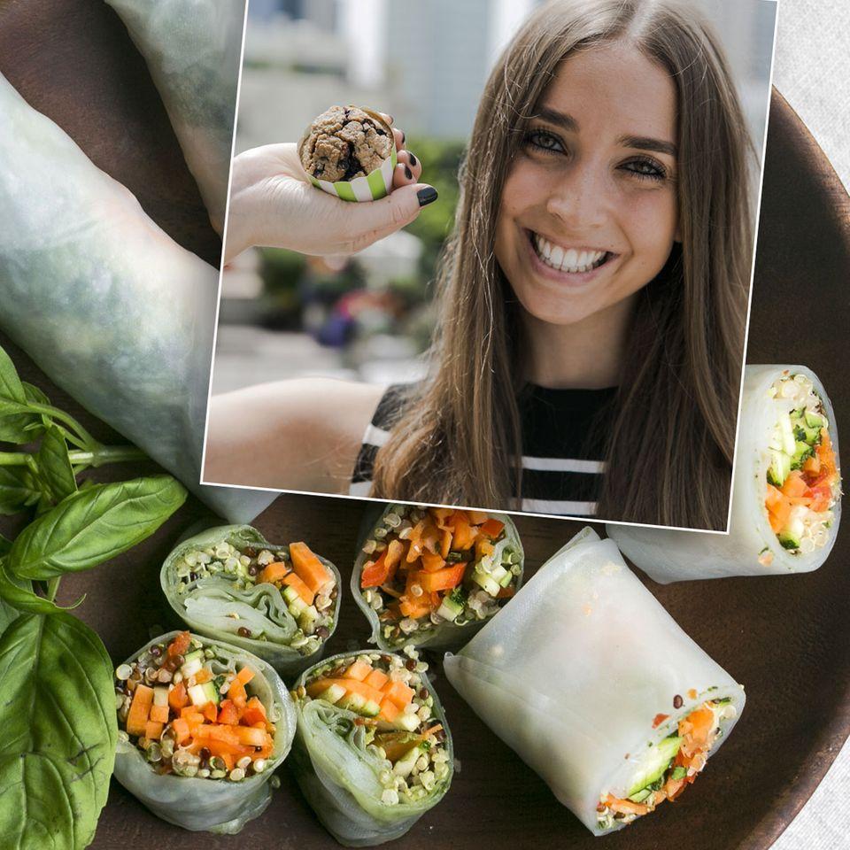 Foodbloggerin Nathalie Gleitmann