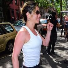 Jennifer Aniston: So reagiert sie auf die Babygerüchte