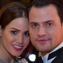 Angelina Heger und Rocco Stark stehen trotz Trennung gemeinsam vor der Kamera.