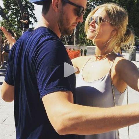Toni Garrn: So verliebt tanzt sie durch Rom