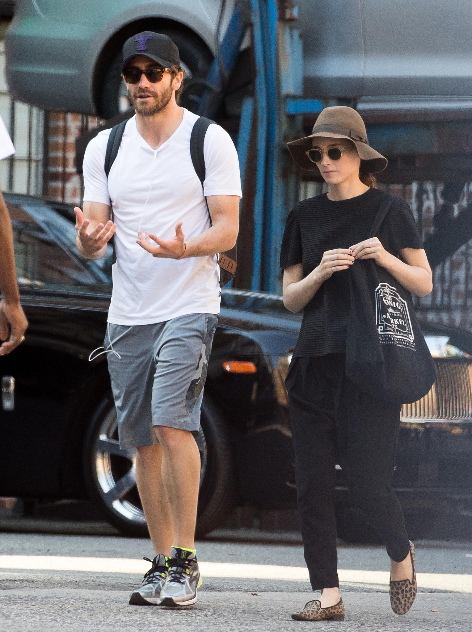 Jake Gyllenhaal, Rooney Mara