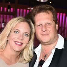 Daniela Karabas und Jens Büchner haben Grund zur Erleichterung.