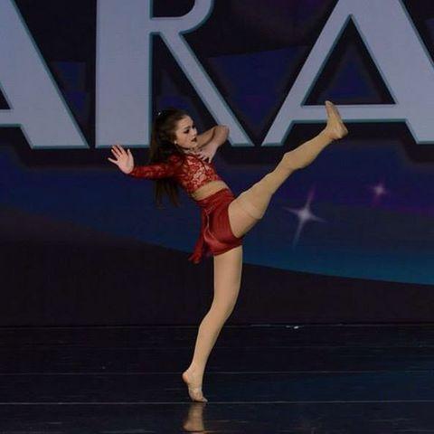 Gabi Shull beim Tanzen