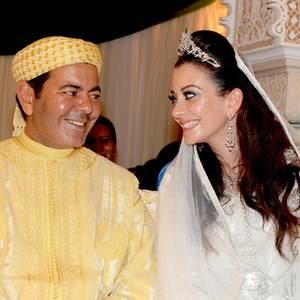 Prinz Moulay Rachid, Lalle Oum Keltoum