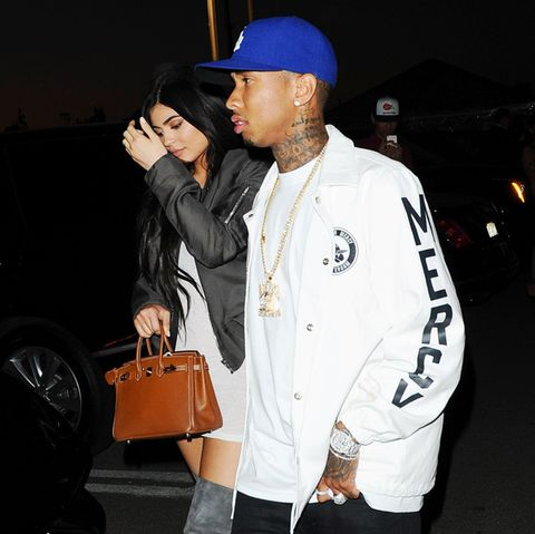 Kylie Jenner und Tyga zeigen sich wieder zusammen