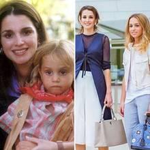 Prinzessin Iman: Königin Ranias Tochter ist die neue royale Stil-Ikone