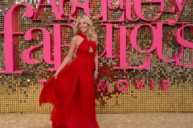 Wenn einer sich mit Glitzer-Momenten auskennt, dann der australische Superstar Kylie Minogue.