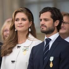 Prinzessin Madeleine + Prinz Carl Philip