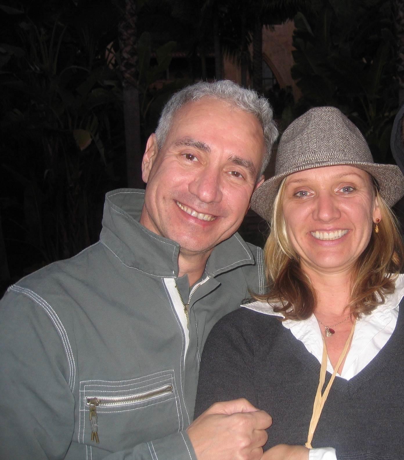 Roland und Andrea Emmerich