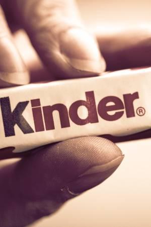 """""""Kinder Riegel"""" von Ferrero"""