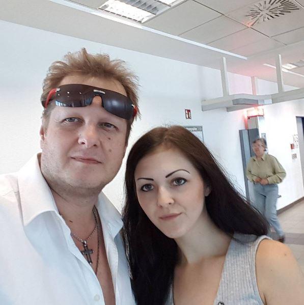 Jens Büchner, Daniela Karabas