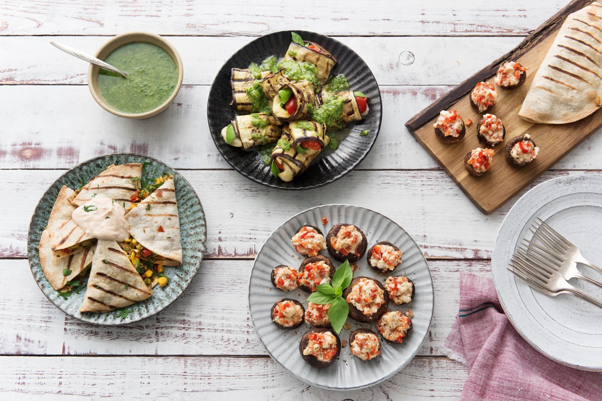 Vegetarische Küche: 5 Grill-Tipps für Vegetarier | GALA.de