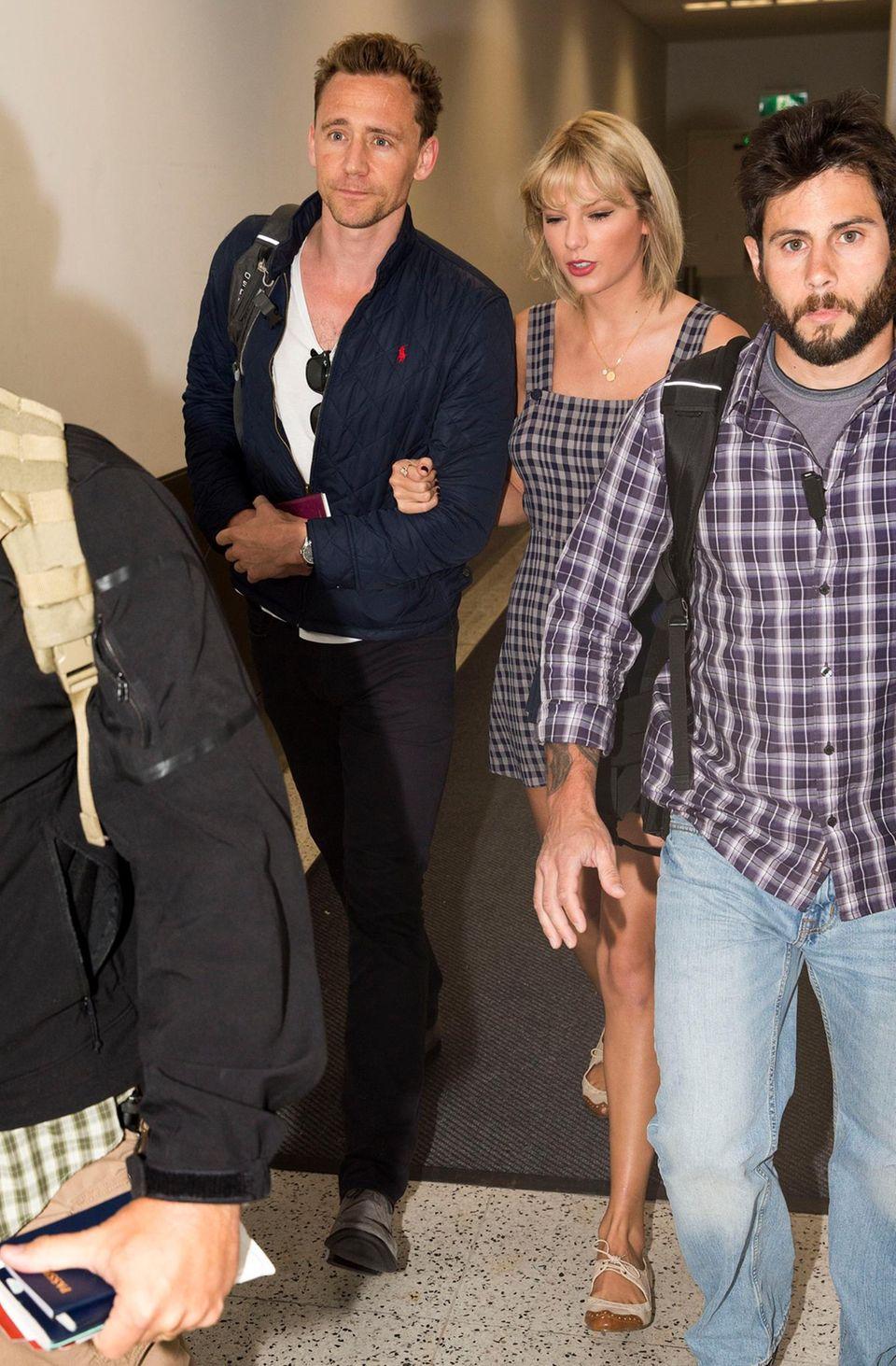 Tom Hiddleston, Taylor Swift
