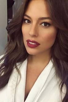 Plus-Size-Model Ashley Graham