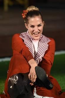 "Sandy Mölling als ""Eliza Doolittle"""