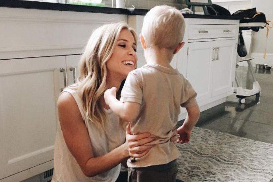 Kristin Cavallari: Fans sind empört: Sind ihre Kinder zu dünn?
