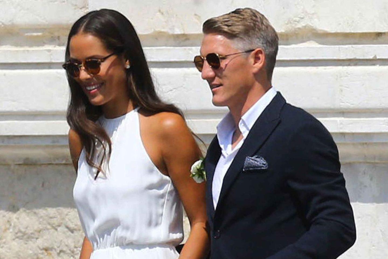 Ana Ivanovic + Bastian Schweinsteiger: Hochzeit in Venedig!