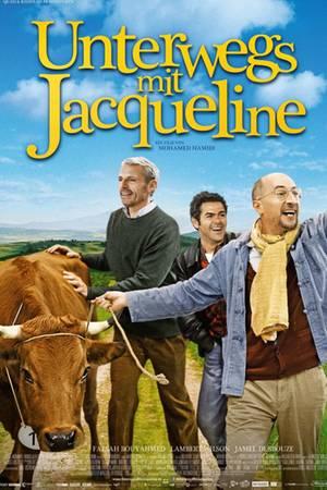 """Filmplakat """"Unterwegs mit Jacqueline"""""""