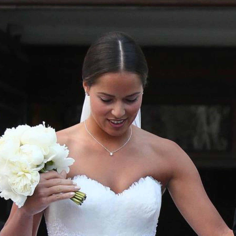 Ana Ivanovic + Bastian Schweinsteiger: DAS ist ihr Brautkleid