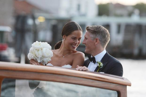 Ana Bastian Die Schönsten Bilder Ihrer Hochzeit Galade