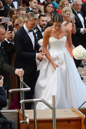 Ana Ivanovic Bastian Schweinsteiger Ist Ihre Hochzeit Gültig