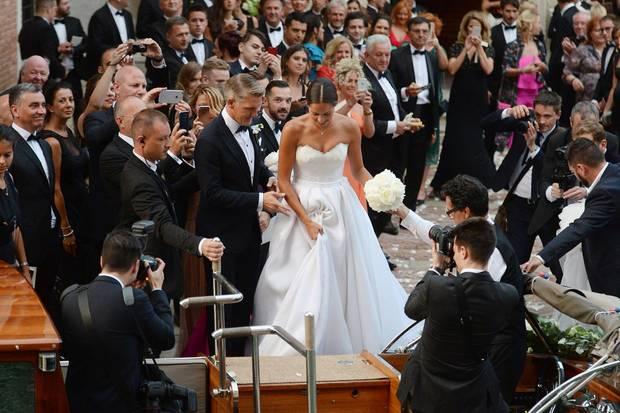 Ana Bastian Die Schonsten Bilder Ihrer Hochzeit Gala De