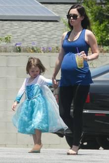 Megan Fox mit ihrem Sohn Noah
