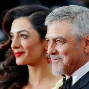 Amal Clooney, George Clooney