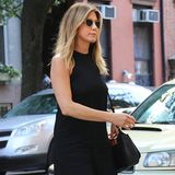 Jennifer Aniston und Mutter Nancy Dow