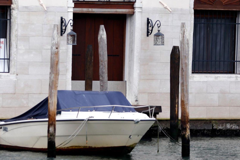Johnny Depps Palazzo in Venedig steht zum Verkauf.