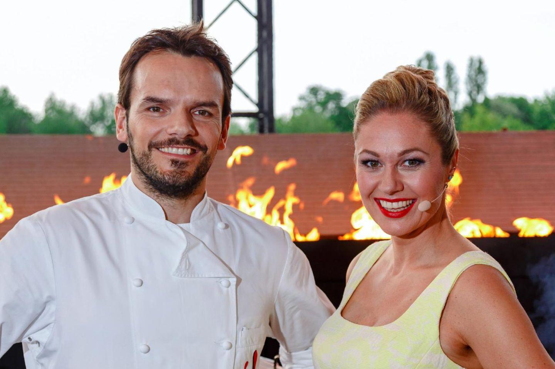 Steffen Henssler + Ruth Moschner