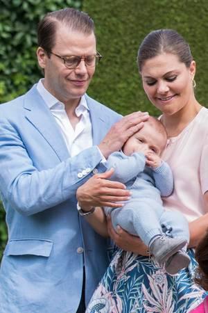 Prinz Daniel. Prinz Oscar, Prinzessin Victoria