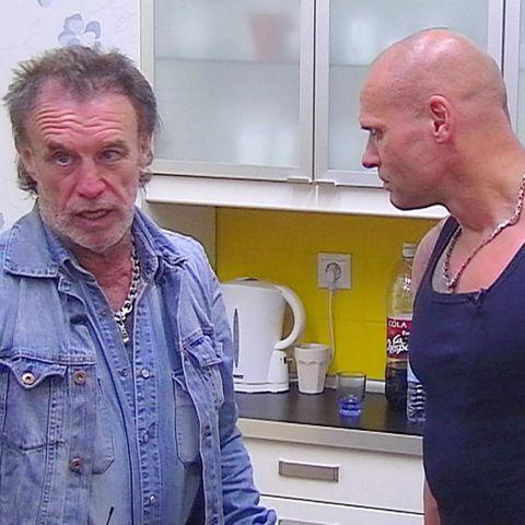 """René Weller und Thorsten Legat in """"Das Sommerhaus der Stars"""""""